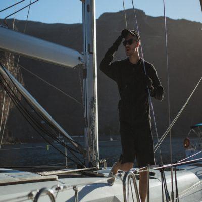 На яхте Канарские острова Испания