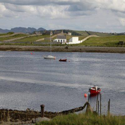 Остров Устриц близ Слайго Ирландия