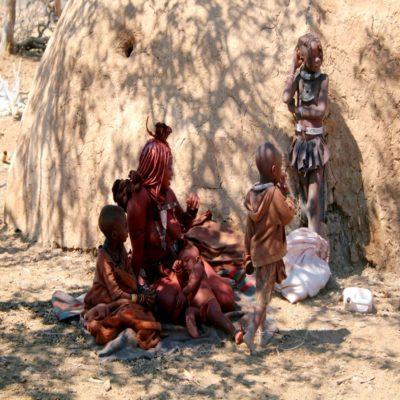 Племя Химба Намибия