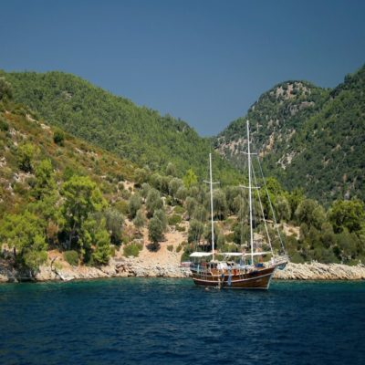 Сарсала Турция яхтинг
