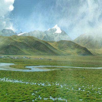 Тибетский экспресс Китай
