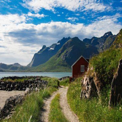 Трекинг по Норвегии