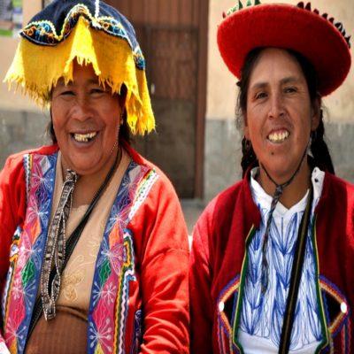 Перуанки