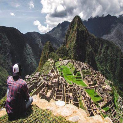 Мачу-Пикчу Перу Louis Hansel Unsplash