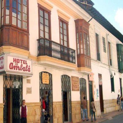 Hotel Ambala Bogota Colonial Богота Колумбия