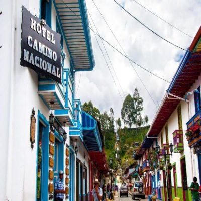 Hotel Camino Nacional Salento Саленто Колумбия