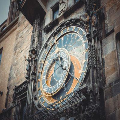 Астрономические часы Прага Чехия