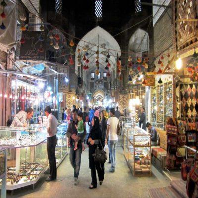 Базар в Исфахане Иран
