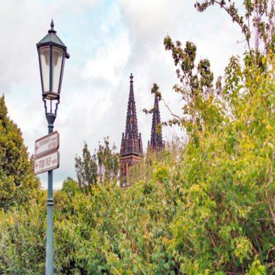 Вышеград Прага Чехия
