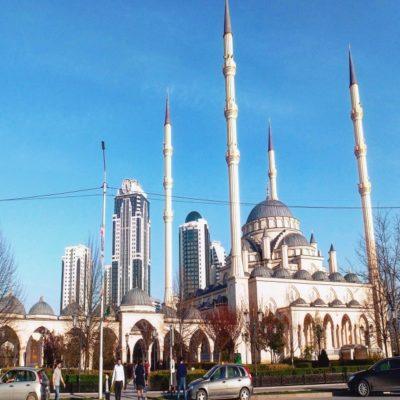 Грозный Чечня Россия