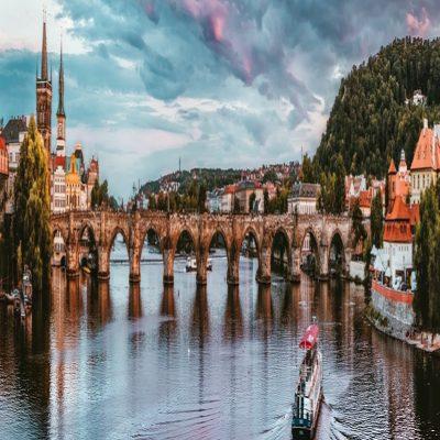 Для оформления Прага Чехия