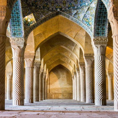Мечеть Вакиль Шираз Иран