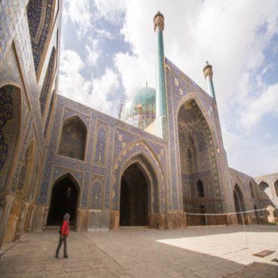 Мечеть Имама Исфахан Иран