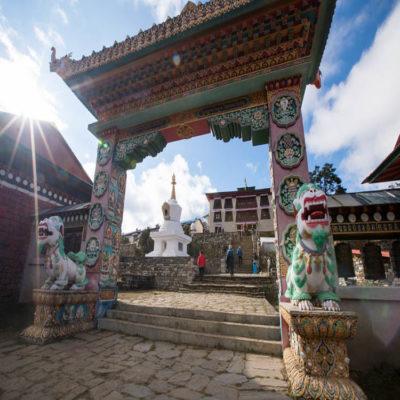 Монастырь Тьянгбоче Непал