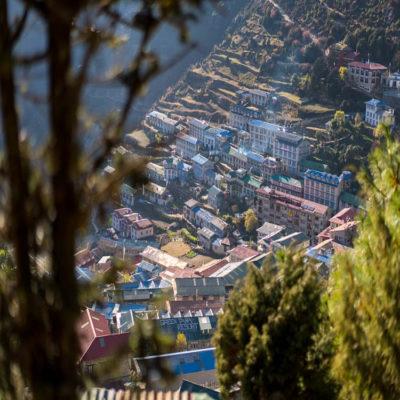 Намче-Базар Непал