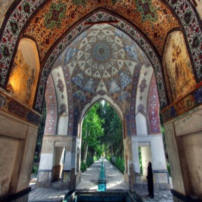 Сад Фин в Кашане Иран