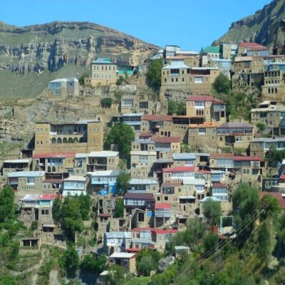 Село Чох Дагестан Россия