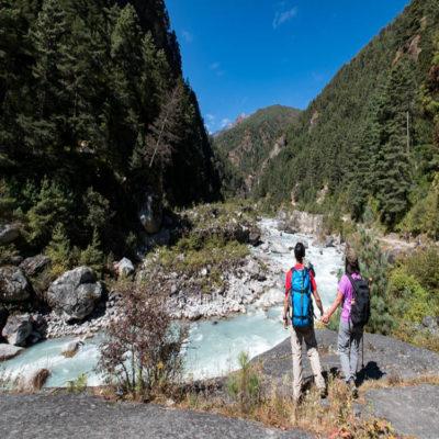 Трекинг к Эвересту Непал
