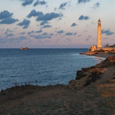 Херсонесский маяк Крым Россия