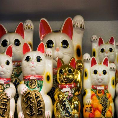 Японские сувениры Токио Япония