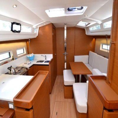 яхта Jeanneau Sun Odyssey 449 турция