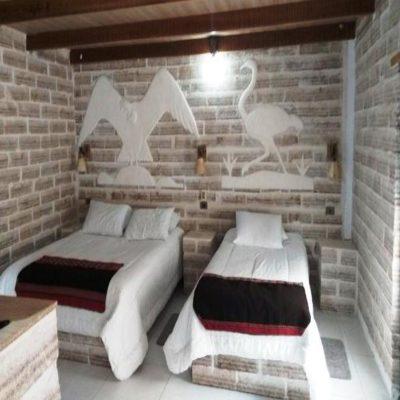 Casa De Sal 4 Солончак Уюни Боливия
