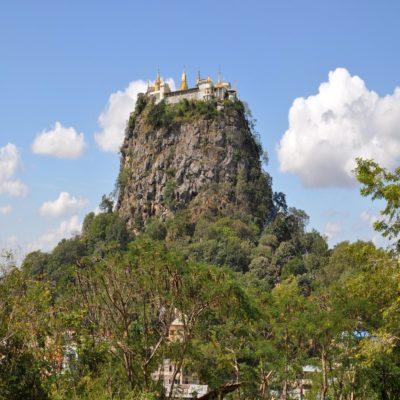 Гора Поупа Мьянма