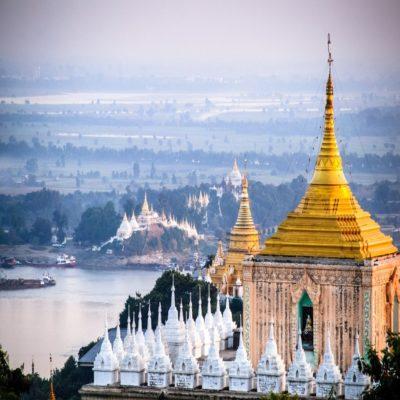 Холм Сагайн Мьянма
