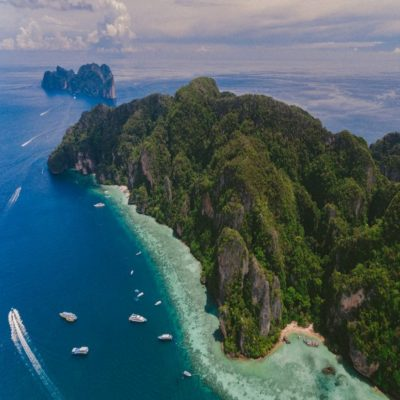 Острова Пхи Пхи Таиланд