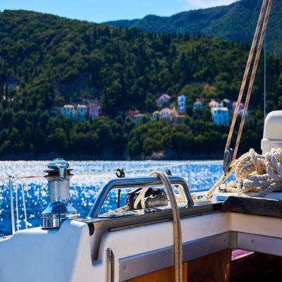 Остров Итака Греция