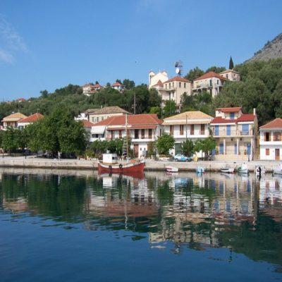 Остров Каламос Греция