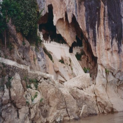 Пак У - пещера 1000 Будд Лаос