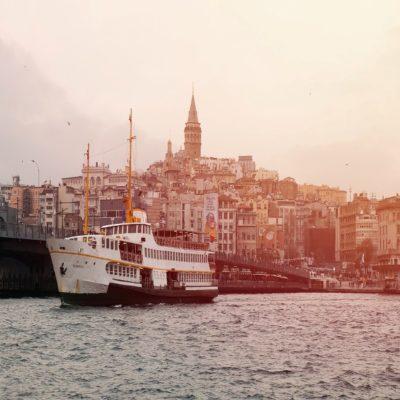 Пролив Босфор Стамбул Турция