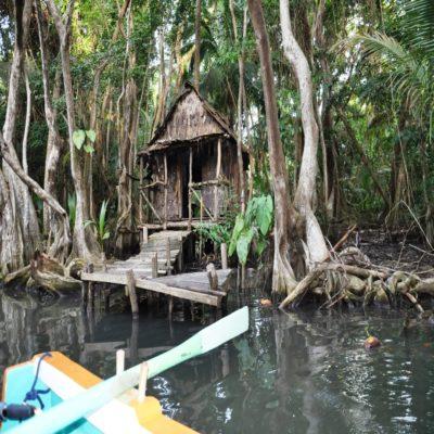 Река Индиан в Доминике