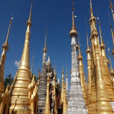 Храмовый комплекс Индейн Мьянма