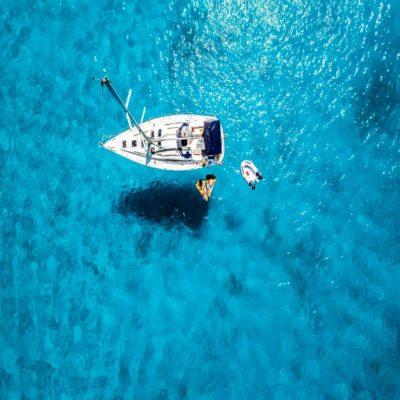 Яхта Ибица Испания