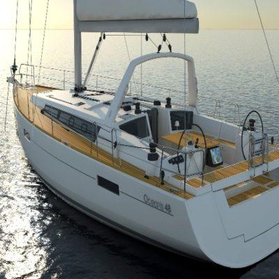 Яхта Oceanis 485