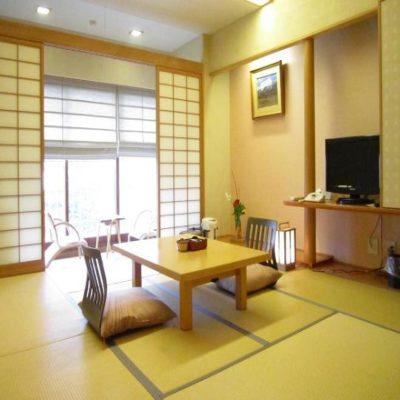 Kansuitei Kozeniya рёкан Тоттори Япония