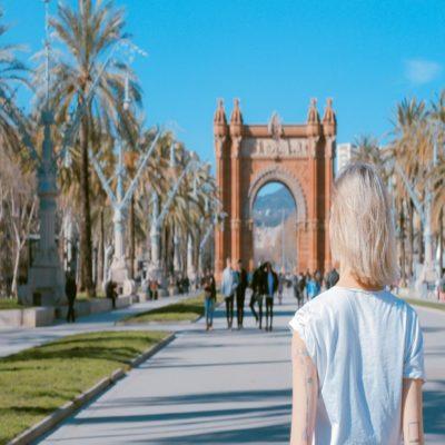 Барселона Испания