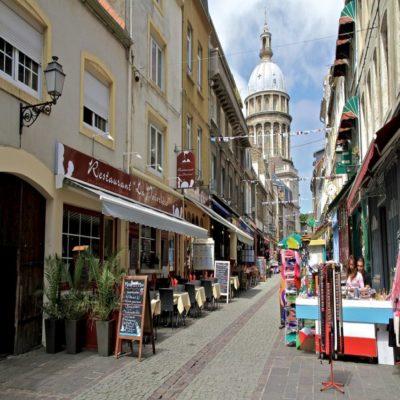 Булонь-сюр-Мер Франция