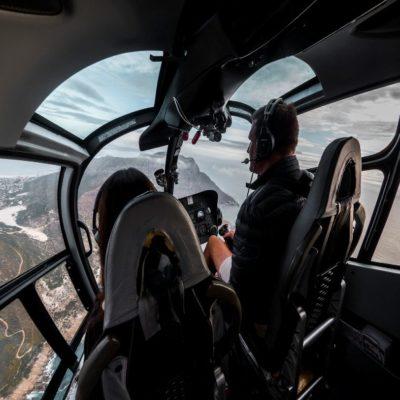 Вертолетная прогулка ЮАР