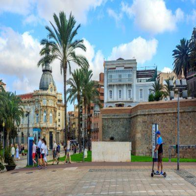 Картахена Испания