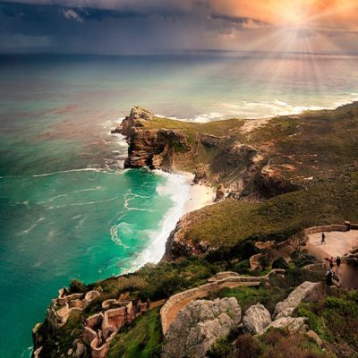 Мыс Доброй Надежды ЮАР