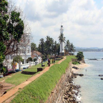 Форт Галле Шри Ланка