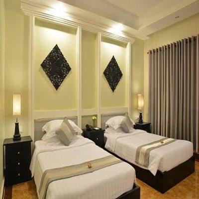 Bayon Boutique Hotel 3 Сиемреап Камбоджа