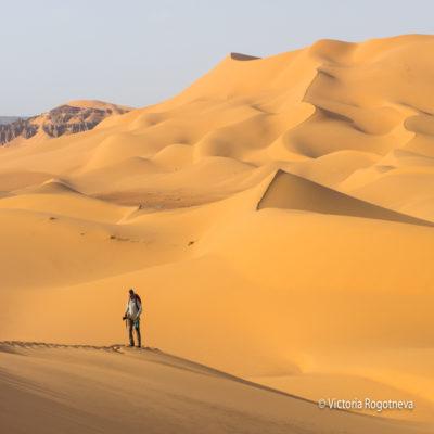 Пустыня Сахара Тадрарта Алжир