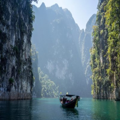 Национальный парк Кхао Сок Таиланд