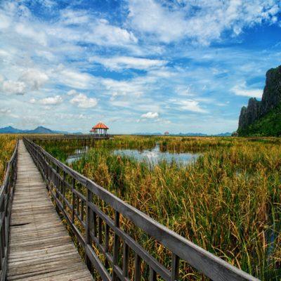 Национальный парк Сам Рой Йот Таиланд