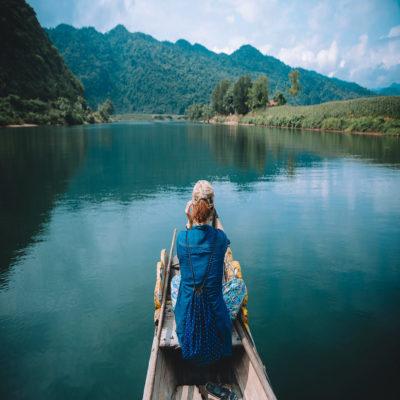 Национальный парк Фонгня Вьетнам