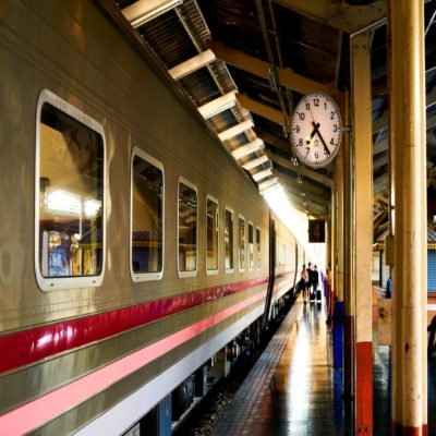 Тайский поезд Таиланд